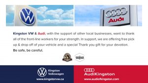 Audi Kingston