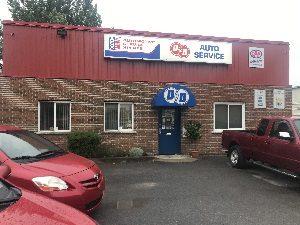 D&D Auto Service Ltd